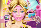 Play Barbie Bride Real Makeover Game