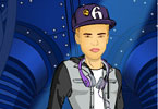 Play Dress Up Justin Game