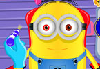 Play Minion Eye Care Game