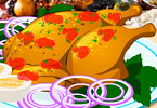 Play Thanksgiving Turkey Preparation Game
