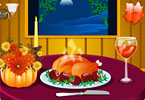 Play Thanksgiving Turkey Feast Game