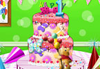 Play Baby First Birthday Cake Game