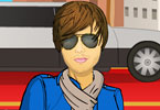 Play Efron Star Dress Up Game