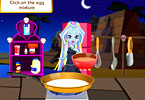 Play Monster High Peanut Ice Cream Game