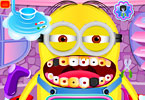 Play Minion at the Dentist Game