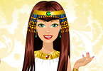 Play Egyptian Princess Game