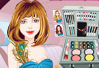 Play Comely Girl Make Up Game