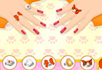 Play Foxy Nails Secrets Game