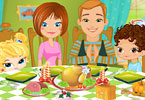 Play Family Sunday Dinner Game