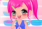 Play Ice Cream Chef Dress Up Game