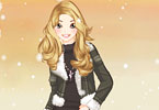 Play Winter Princess Game