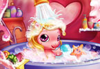 Play Baby Pony Bath Game