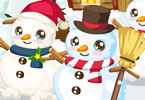 Play Snowman Care Game