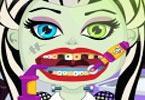 Play Baby Monster Tooth Problems Game