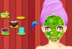 Play Voguish Teacher Facial Dressup Game