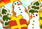 Play Cookies for Santa Game