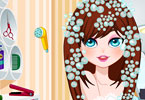 Play Wedding Hair Salon Game