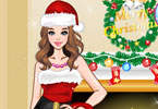 Play Christmas Fashion Game