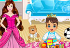 Play Prince George Cleanup Game