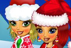 Play Mina and Lisa Christmas Collection Game