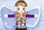 Play Snow Angel Game