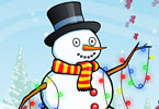 Play Build Snowman Game