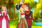 Play Forest Fairy Kissing Game