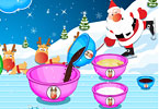 Play Rudolph Red Nose Cupcakes Game