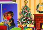 Play Kiss Mina Under the Mistletoe Game