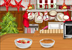 Play Baked Apple Gingerbread Pancakes Game