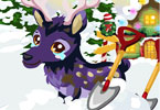 Play Reindeer Care Game