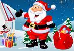 Santa Christmas Fashion