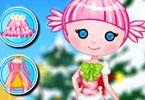 Winter Fairy Doll