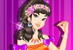 Jasmine Prom Make up