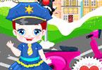 Baby Lulu Traffic Controller