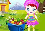 Baby Lulu Gardener