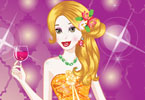 Belle Prom Make Up