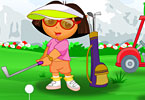Girls Golf Dress Up