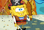 Sponge Crazy Dressup