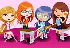 Princess School Style