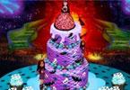 Clawdeen Cake