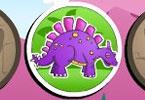 العاب ذكاء ذاكرة الديناصور