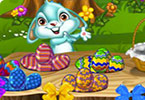 Easter Bunny Forest Club