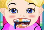 Baby Girl Dental Care