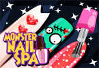 Monster High Nail Spa