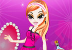 Beauty Girl Love Dress Up