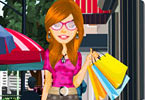 New York Street Shopping