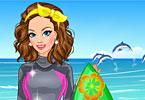 Surfing Diva