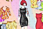 Snappy Diva Dress Up