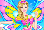 Barbie Fairy Princess Dress Up